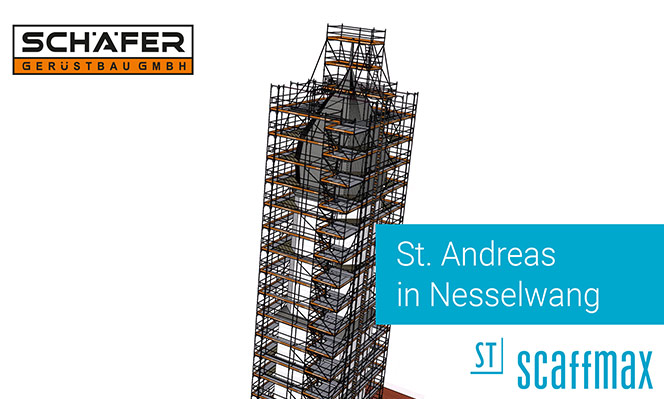 Video scaffmax St.Andreas in Nesselwang Vorschaubild
