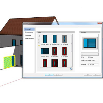 sketchup plugins 1  sc 1 st  SOFTTECH & SketchUp Plugins u2013 Market building products visually in 3D