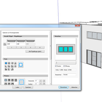 SketchUp Plugins – Market building products visually in 3D