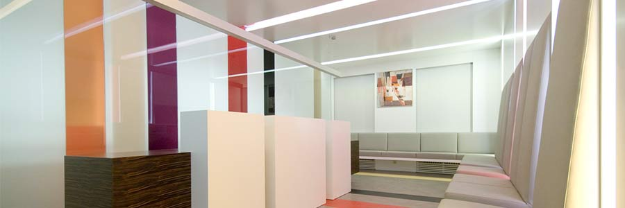Store and Exhibition construction